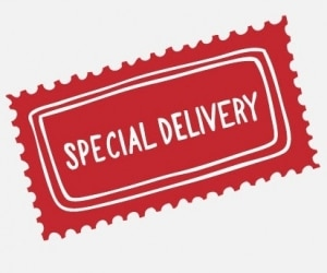 Special Delivery Square
