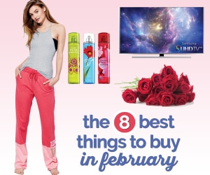 The 8 Best Things to Buy in February | thegoodstuff