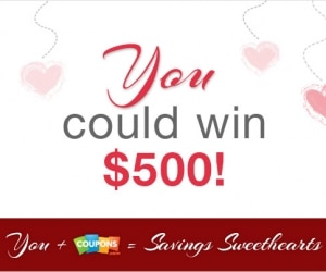 You could win 500