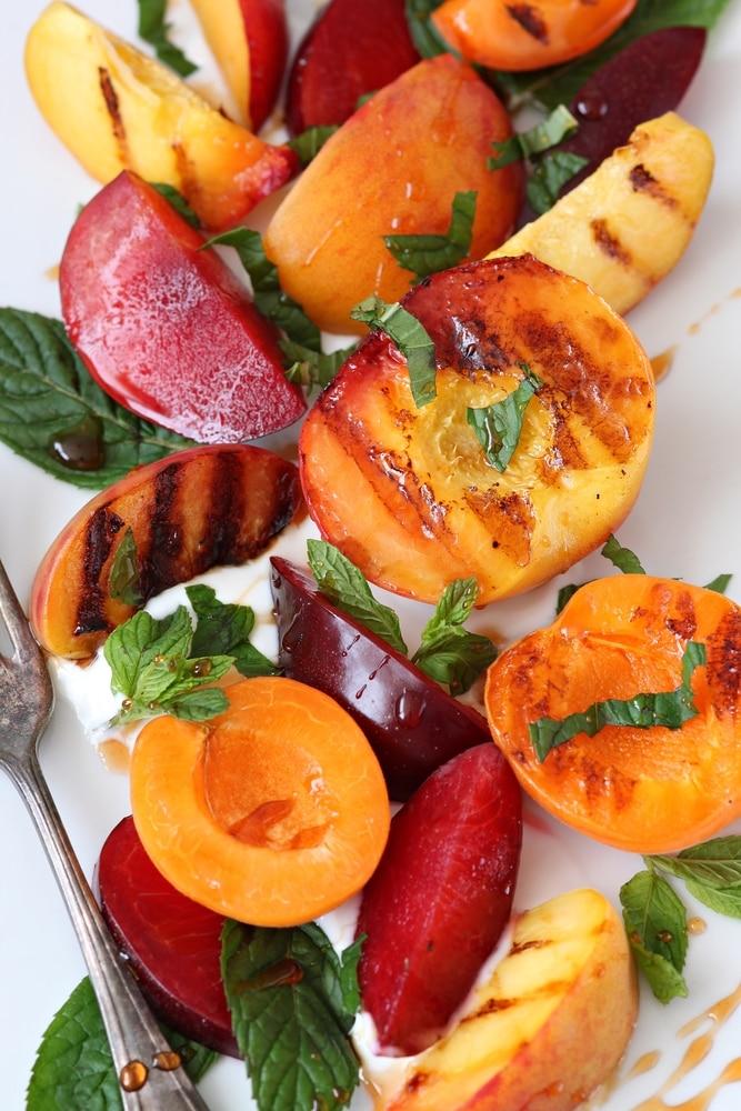 grilled-fruit