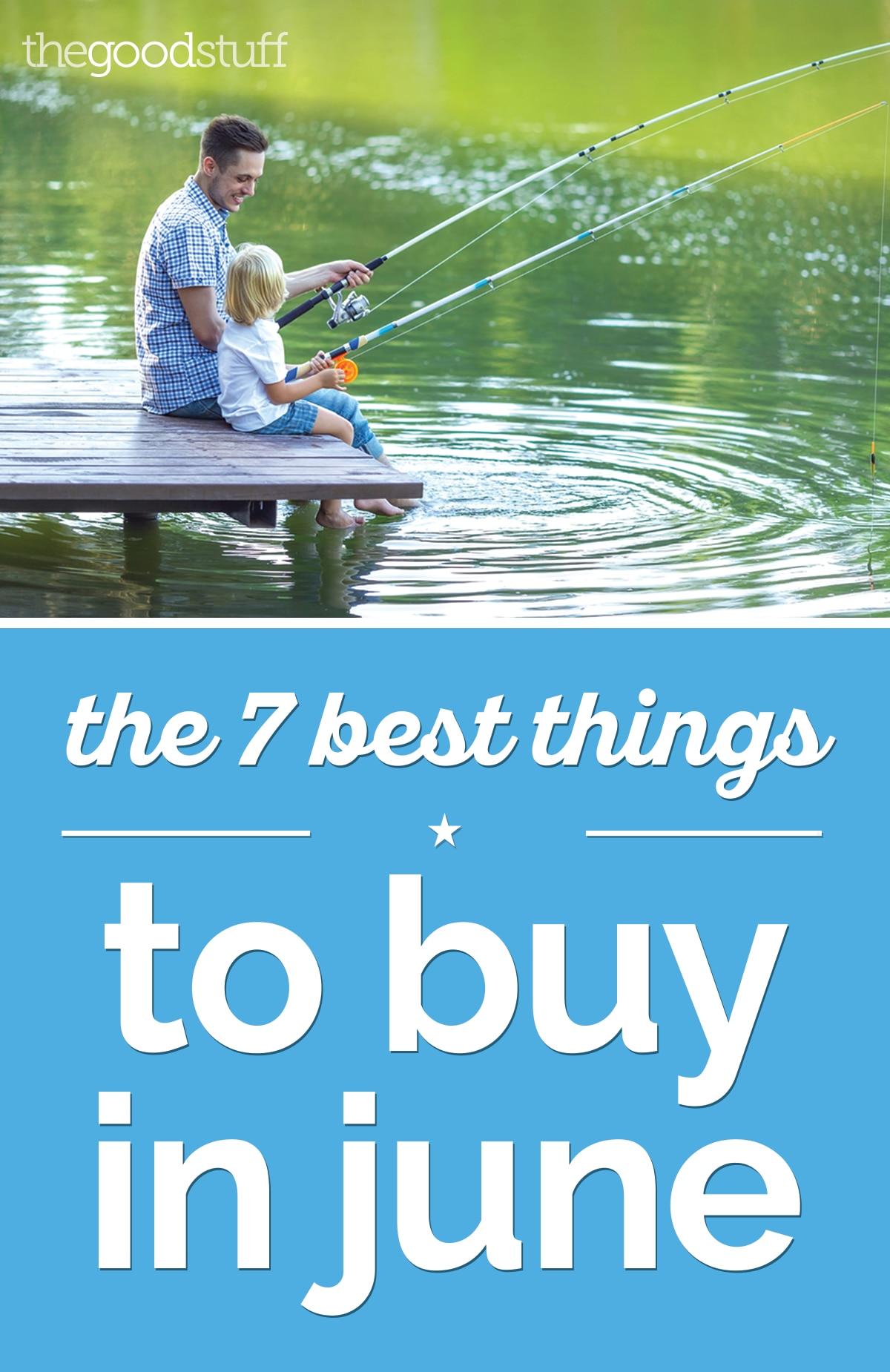 7 Best Things to Buy in June | thegoodstuff