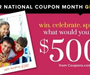 coupon giveaway