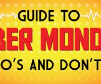 Cyber Monday Infographic Header