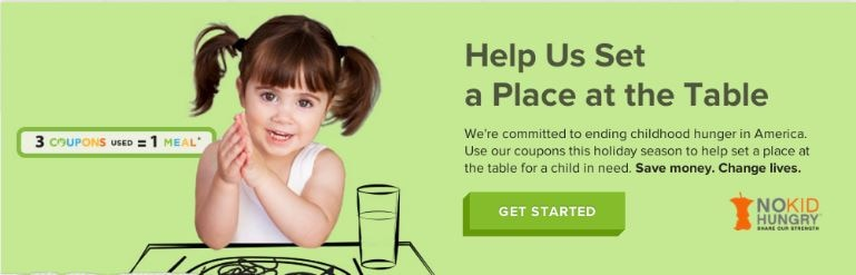 Help Us Set a Place at the Table - thegoodstuff