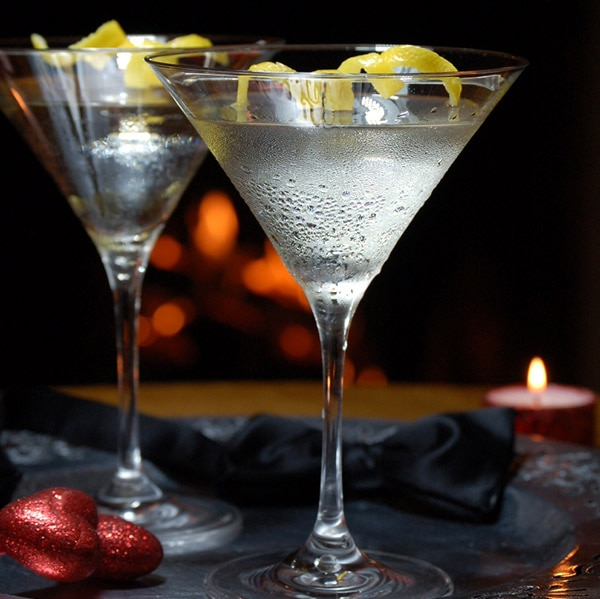 Shake Up A Valentines Day Martini James Bond Style