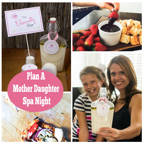 7 DIY Spa Gifts for Mom. Treat your mom to a luxurious spa day (sans spa) with these homemade presents. By Sarah Yang. 1 Spa in a Box Brit+Co. Whether you create your own facemasks, bath salts, and body scrubs, or buy them, your mom will still love the sentiment. This gift packs everything she'll need for a home spa day in an ever-popular.