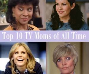 top 10 tv moms of all time