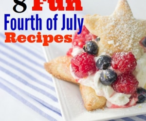 8 fun fourth of july recipes