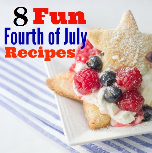 8 fun 4th of july recipes thegoodstuff for 4th of july dessert recipes with pictures