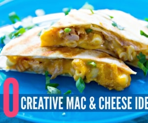 10 creative mac n cheese recipes
