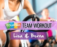 team workout lisa and berna