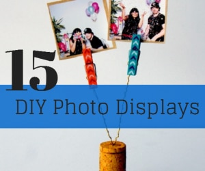 diy photo displays featured