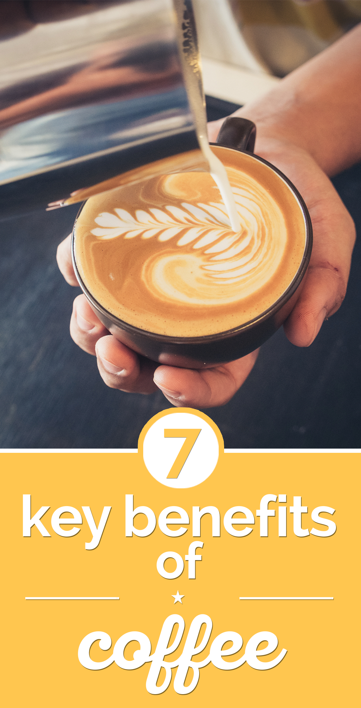 7 Key Benefits of Coffee (and How to Drink Up Right) | the good stuff
