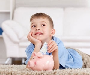 How to Get Kids Excited to Save Money