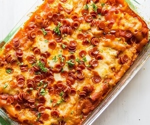 Irresistible & Inexpensive Pasta Bakes