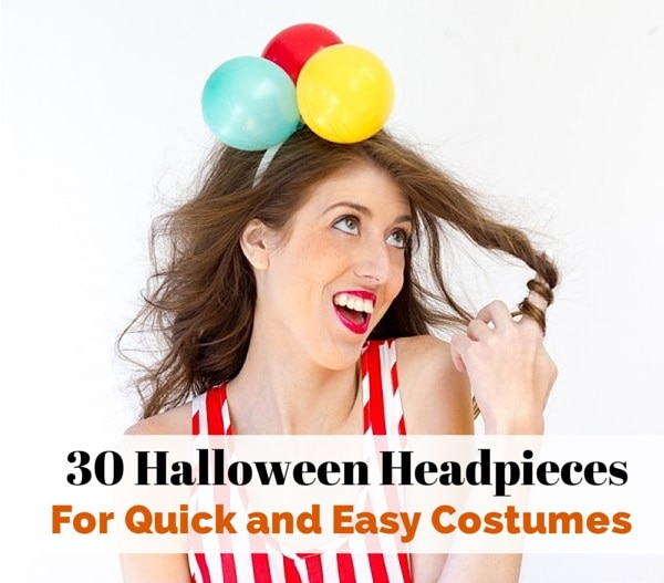 ff10a5457c2 30 Halloween Headpieces For Quick and Easy Costumes - thegoodstuff