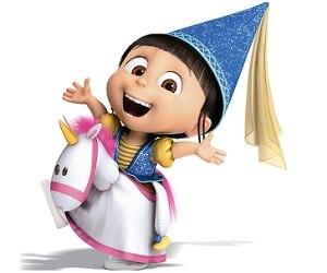 Agnes costume