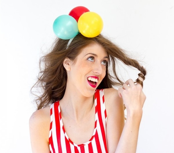 Airhead headpiece