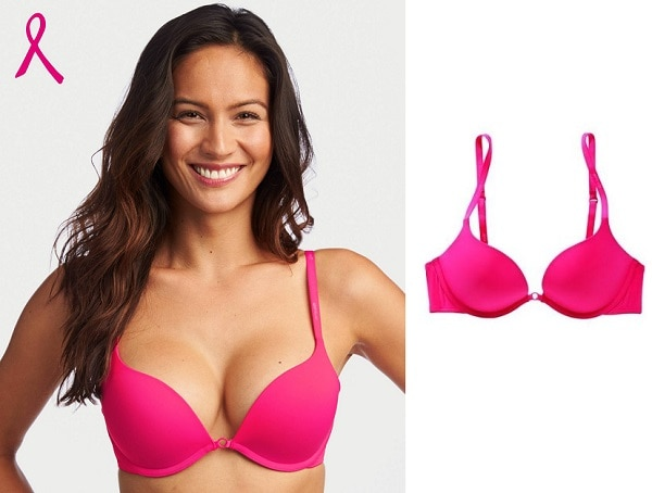 American Eagle Outfitters Bright Pink Charley Bra