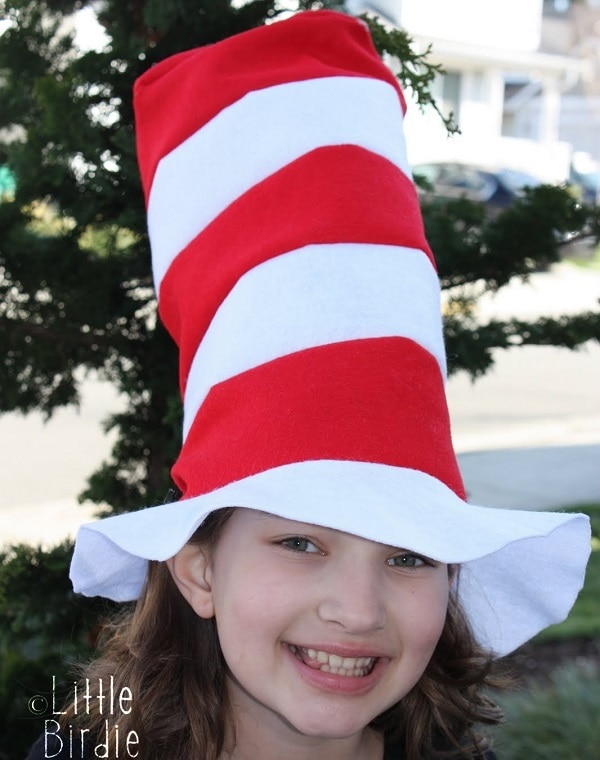 Cat in the Hat headpiece