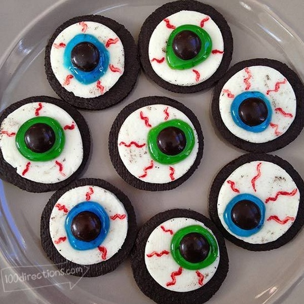 Cookie Eyeballs