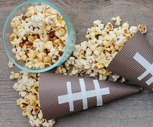 DIY Football Decorations