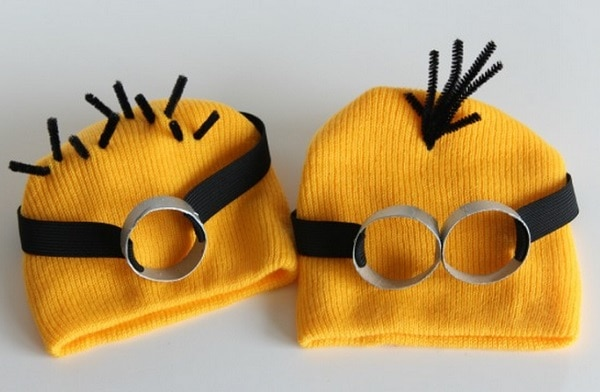 Despicable Me Minion Hat headpiece