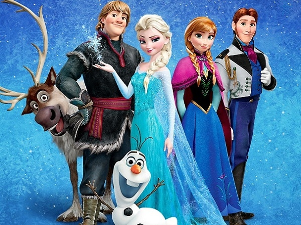 Disney's Frozen Roundup for Halloween