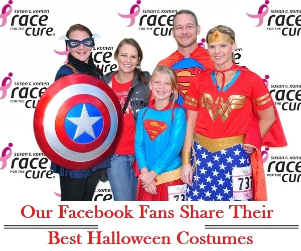 Facebook Fans Share Halloween Costumes