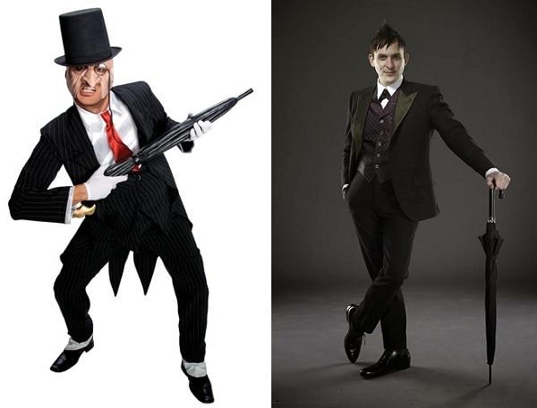 Gotham costume