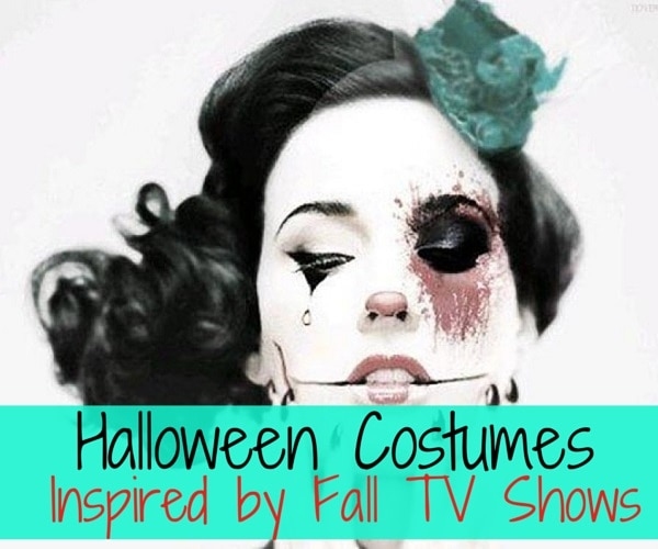 Halloween Costumes Inspired by Fall TV Shows