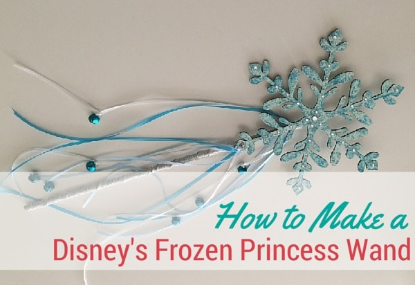 How To Make aDisneys Frozen Princess