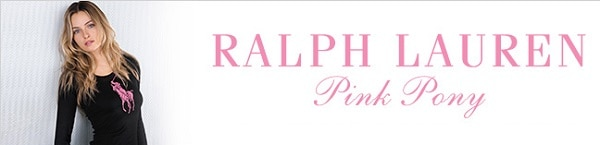 Ralph Lauren Pink Pony Products
