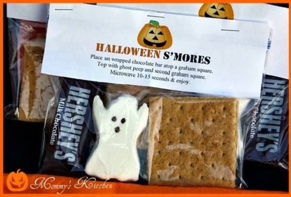 Smore's Treat Bag