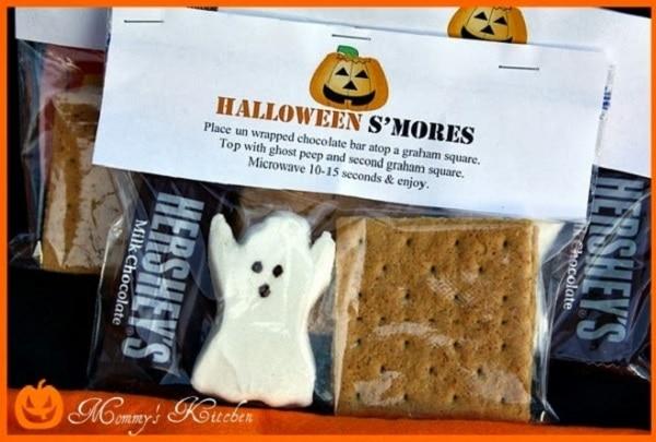 10 DIY Halloween Treat Bags - thegoodstuff