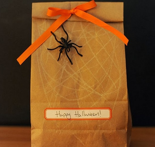 Spider Treat Bags