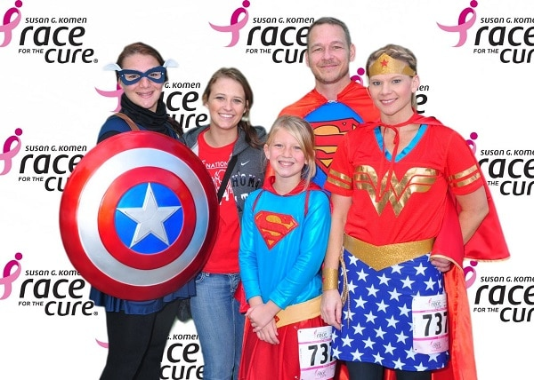 Superheroes for a Cause
