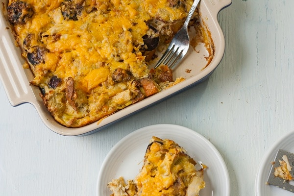 Thanksgiving-Leftovers-Casserole