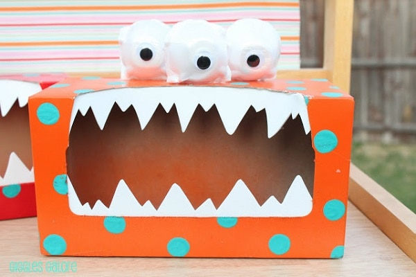Tissue Box Monsters