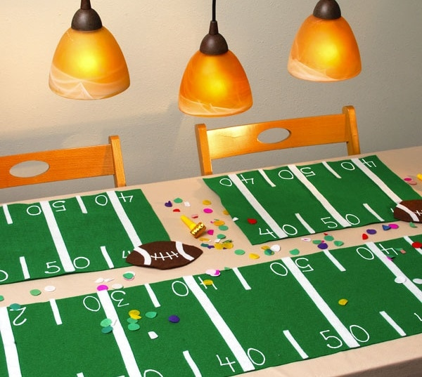 Touchdown Tabletops