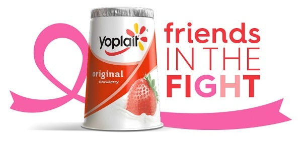 Yoplait Friends in the Fight