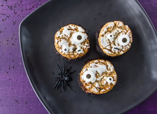 Zombie Ice Cream Bites