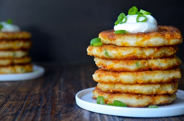 cheesy-leftover-mashed-potato-pancakes-recipe