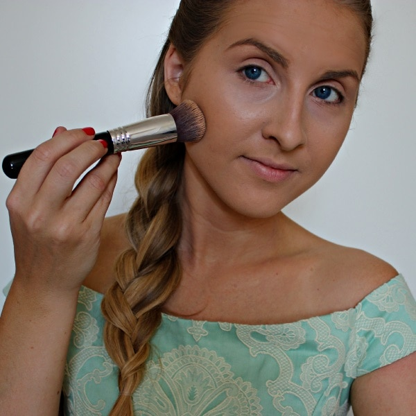 elsa makeup tutorial step 1