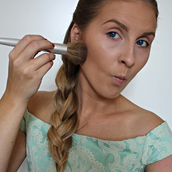 elsa makeup tutorial step 2