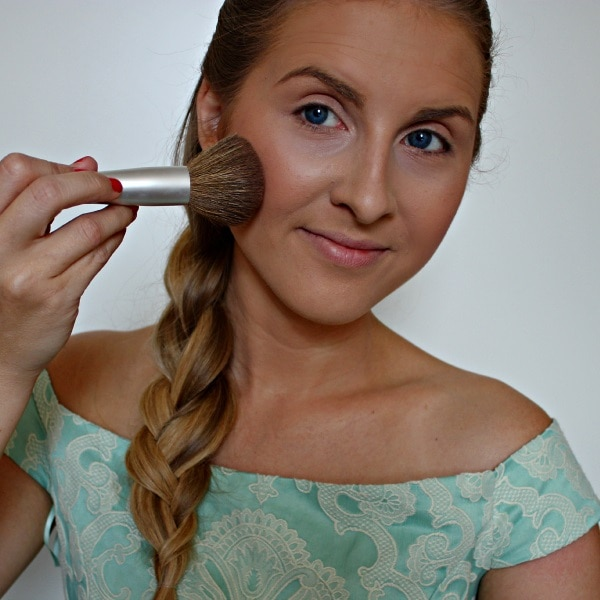 elsa makeup tutorial step 3