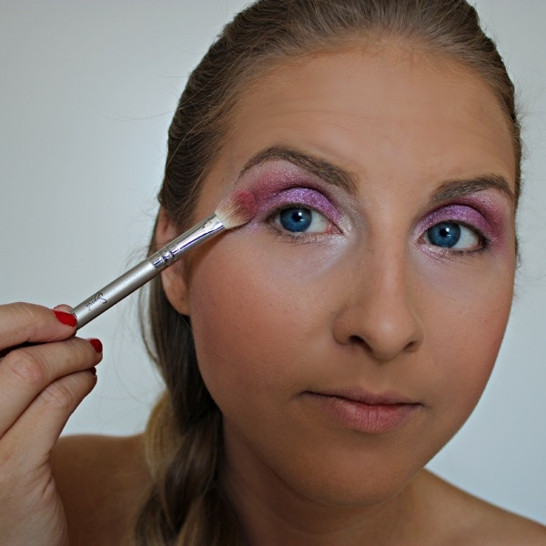 elsa makeup tutorial step 6
