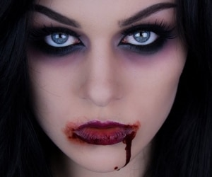 Last-Minute Halloween Makeup Ideas