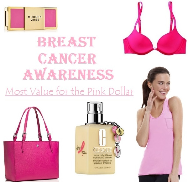 most value for the pink dollar