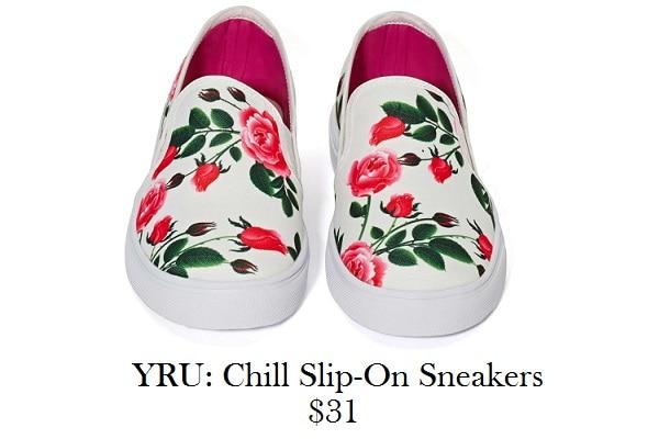 nasty gal slip on sneakers